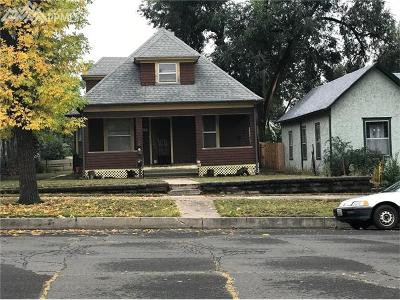 Colorado Springs Multi Family Home For Sale: 745 E Cimarron Street