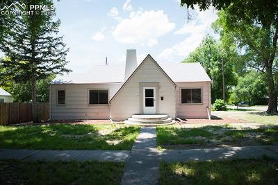 Colorado Springs Single Family Home For Sale: 928 Bonfoy Avenue