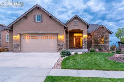 Colorado Springs Single Family Home For Sale: 13435 Cedarville Way