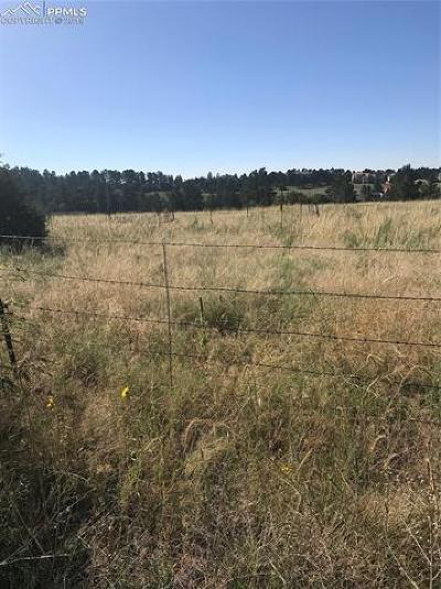 Colorado Springs Residential Lots & Land For Sale: 10140 Otero Avenue