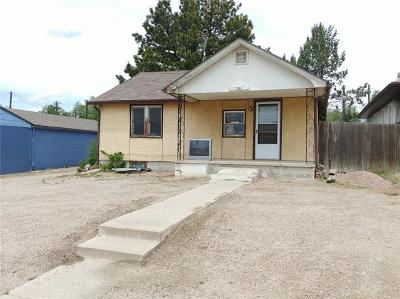 Colorado Springs Single Family Home For Sale: 2384 E Boulder Street