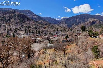 Manitou Springs Residential Lots & Land For Sale: 122 Washington Avenue