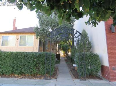 El Paso County Rental For Rent: 515 N Tejon Street #2