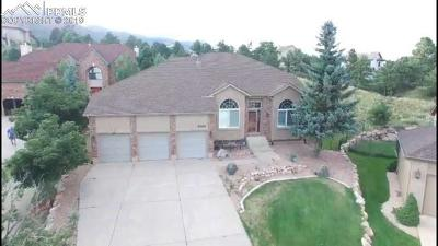Colorado Springs CO Single Family Home For Sale: $599,900