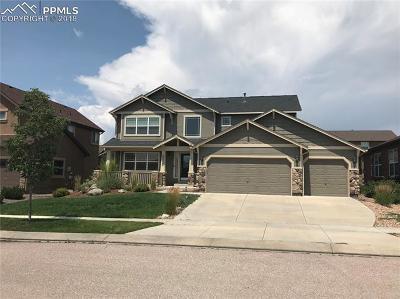 Colorado Springs Single Family Home For Sale: 6056 Revelstoke Drive