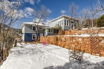 Manitou Springs Single Family Home For Sale: 48 Lincoln Avenue