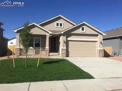 The Glen At Widefield Single Family Home For Sale: 7572 S Peachleaf Drive