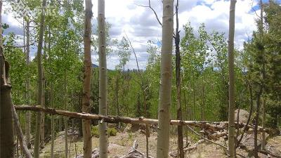 Cripple Creek Residential Lots & Land For Sale: 1567 May Queen Drive