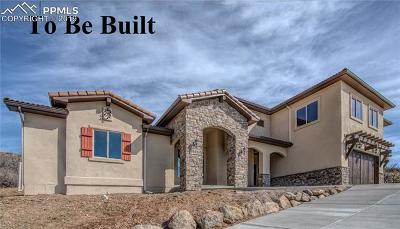 Calhan Single Family Home For Sale: 18070 Good Life View