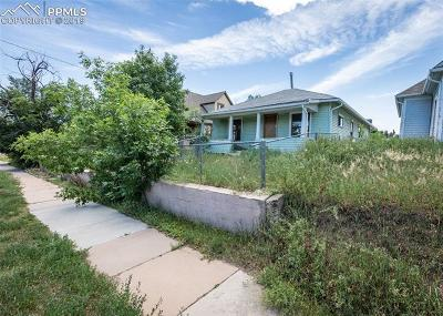 Colorado Springs CO Single Family Home Under Contract - Showing: $99,000