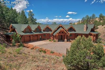 Single Family Home For Sale: 995 Schulze Ranch Road