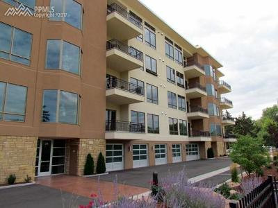 Colorado Springs Condo/Townhouse For Sale: 34 W Monument Street #204