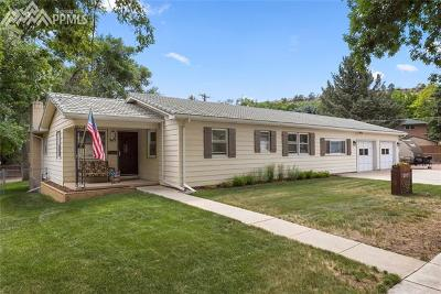 Single Family Home Under Contract - Showing: 3117 W Platte Avenue