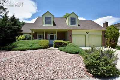Single Family Home For Sale: 6310 Vail Circle