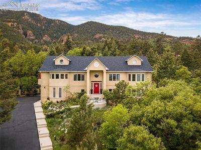 Colorado Springs Single Family Home For Sale: 7 Thayer Road
