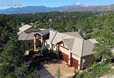Colorado Springs Single Family Home For Sale: 7430 Margarita Place