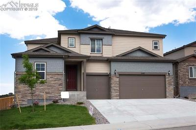 Castle Rock Single Family Home For Sale: 3184 Barbwire Way