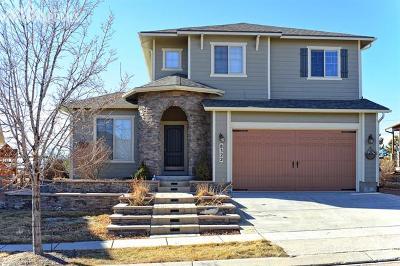 Single Family Home For Sale: 8322 James Creek Drive