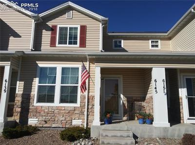Colorado Springs Condo/Townhouse For Sale: 6145 Calico Patch Heights