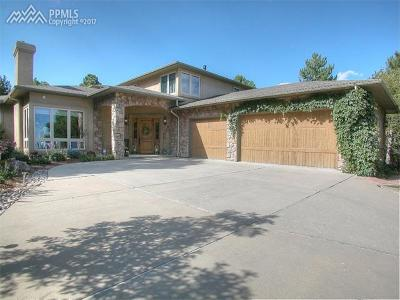 Colorado Springs Single Family Home For Sale: 5711 Adrienne Court