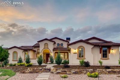 El Paso County Single Family Home For Sale: 2278 Coyote Crest View