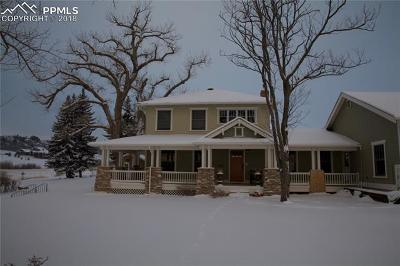 Monument Single Family Home For Sale: 3045 Hay Creek Road