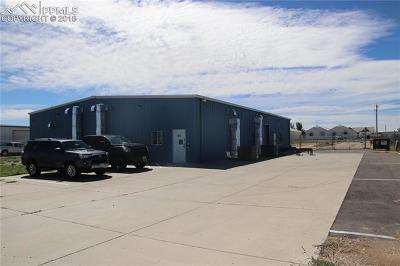 Pueblo West Commercial For Sale: 168 E Assembly Drive