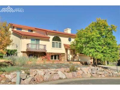 Colorado Springs Single Family Home For Sale: 1870 Trappers Glen Court