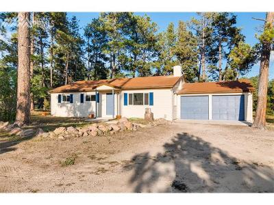Single Family Home For Sale: 11975 Vollmer Road