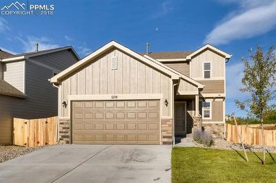 Single Family Home For Sale: 6190 Jorie Road