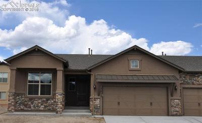 Colorado Springs Condo/Townhouse For Sale: 3372 Union Jack Way
