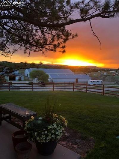 Castle Rock Farm For Sale: 873 Lake Gulch Road