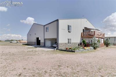 Single Family Home For Sale: 8162 Airpark Heights