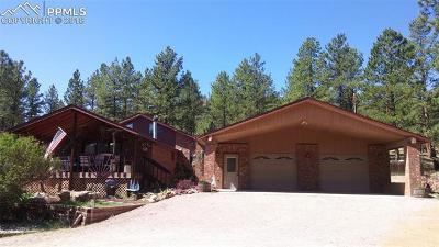 Single Family Home For Sale: 14621 Westcreek Road