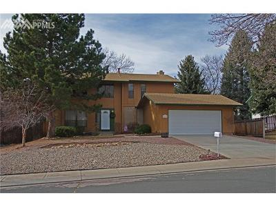 Single Family Home For Sale: 3076 Meander Circle