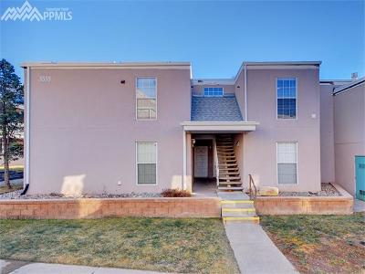 Colorado Springs Condo/Townhouse For Sale: 3535 Rebecca Lane #C