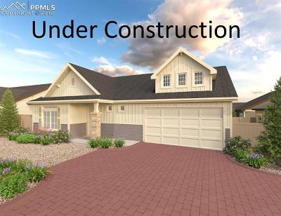 Banning Lewis Ranch Single Family Home Under Contract - Showing: 6730 Windbrook Court