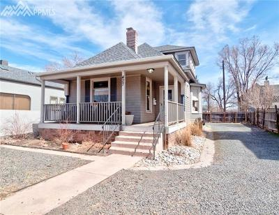 Colorado Springs Single Family Home For Sale: 427 N Weber Street