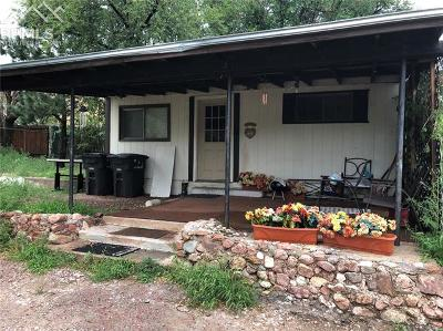 Fountain Single Family Home For Sale: 7110 S Highway 85/87 Highway