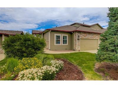 Colorado Springs Condo/Townhouse For Sale: 6528 Range Overlook Heights