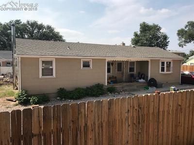 Single Family Home For Sale: 3016 N Prospect Street