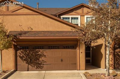 Woodland Park Condo/Townhouse For Sale: 816 Misty Pines Circle