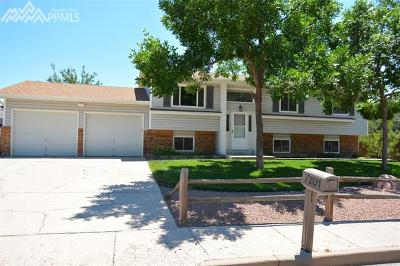 Fountain Single Family Home For Sale: 7201 Medicine Bow Avenue