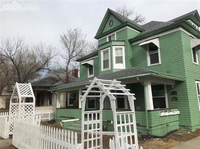 Old Colorado City Multi Family Home For Sale: 1128 W Colorado Avenue