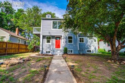 Single Family Home For Sale: 1330 N Franklin Street