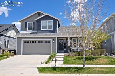 Banning Lewis Ranch Single Family Home For Sale: 6657 Hidden Hickory Circle
