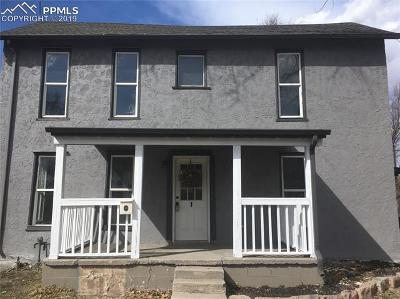 Colorado Springs Single Family Home For Sale: 646 Maple Street