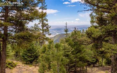 Manitou Springs Residential Lots & Land For Sale: 6860 Eagle Mountain Road