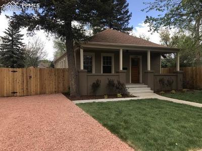 Colorado Springs CO Single Family Home For Sale: $599,000