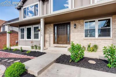 Colorado Springs CO Single Family Home For Sale: $525,000